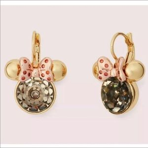 Kate Spade Disney's Minnie Mouse Earrings